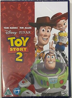 Toy Story 2 (DVD) Disney Pixar -  - Tom Hanks , Tim Allen