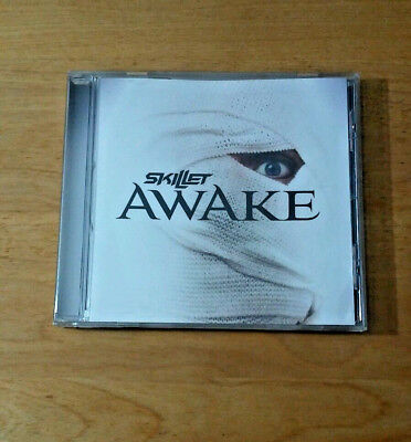 Skillet Awake 2009 CD Christian Rock Atlantic Enhanced Compact Disc