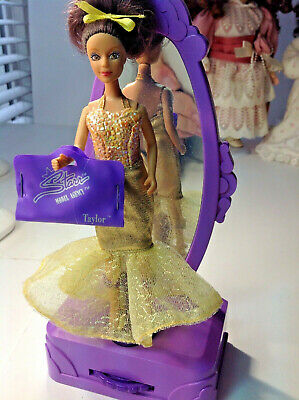 Rare Vintage Starr Taylor Model Agency Doll By JPI Clothes ROTATING STAND  DV59