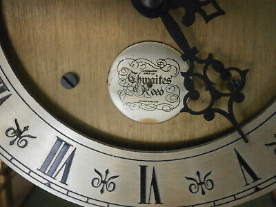 THWAITES & REED SPHEROID WEIGHT CLOCK No.559 Ball steel Movement parts spares