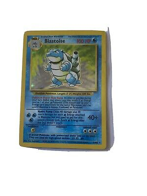 POKEMON JAPANESE RARE CARD HOLO CARTE 025//096 BLASTOISE PT1 JAPAN **