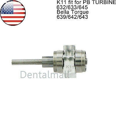 US COXO Dental Spare Cartridge For KaVo High Speed Handpiece 632 633 645 642 643