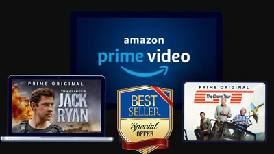 Amazon prime video 1 Month / 1 Mois