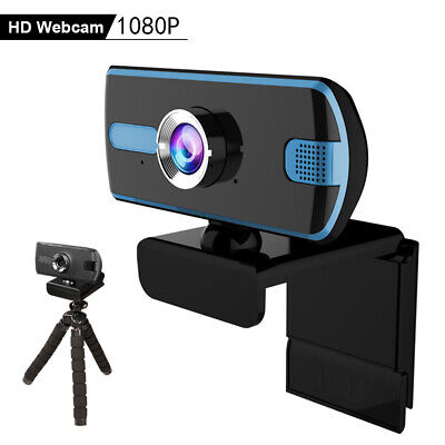 Webcam 1080P USB2.0 Web Camera with Microphone,computer Laptop for Video Calling