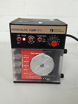 Pharmacia Peristaltic Pump P-1 Lab