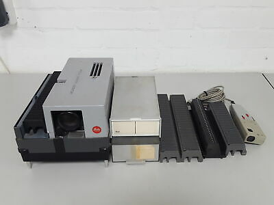 Leitz Wetzlar Pradovit Color 250 Slide Projector