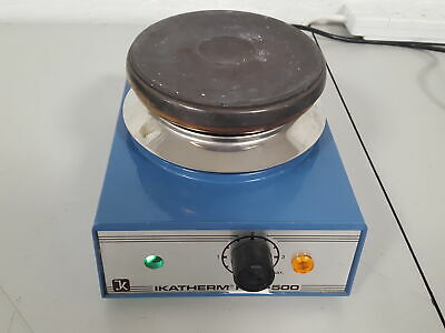 IKA IKATHERM HCH-500 Hot Plate Hotplate Lab