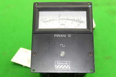 Edwards Pirani 10 Vacuum Gauge Controller