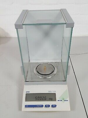 Mettler Toledo AB104-S Precision Analytical Balance Weighing Scales Lab