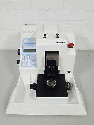 Thermo Scientific Microm HM 650 V Vibration Microtome Lab Tissue Spares Repairs