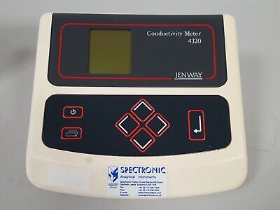 Jenway 4320 Conductivity Meter pH Meter
