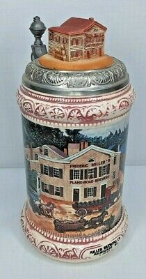 "Rare Miller Brewing Company ""Original Brewery 1855"" Carolina Collection"