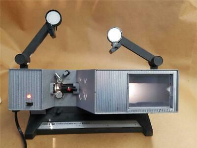 Cinemage 8Mm Film Editor From Hudson Working Condition With Dual Arm