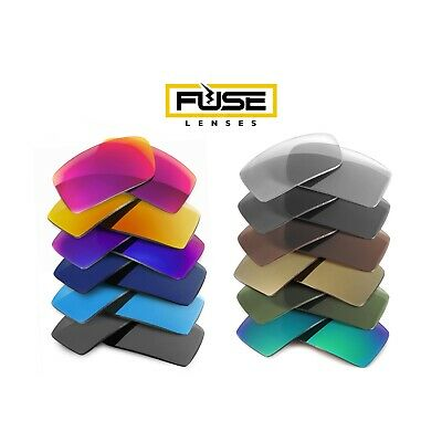 Fuse Lenses Fuse Plus Replacement Lenses for Fox Racing The Clarify
