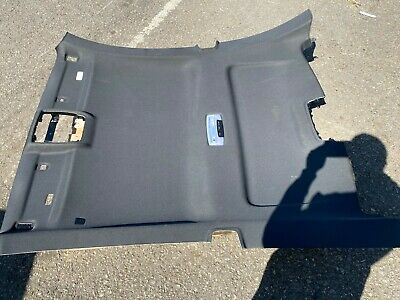 Bmw M2 F87 2 Series Coupe Roof Liner In Black