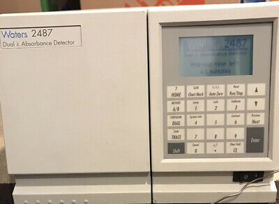 Waters 2487 Dual Lambda Absorbance Detector With 30 Days Warranty