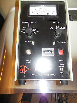 OPTI-QUIP MODEL 1600 Power Supply 1605 *(USED)*