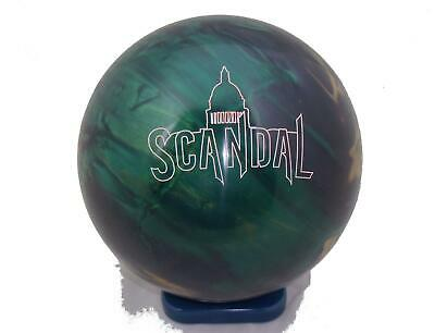 14lb Hammer Scandal Pearl Tenpin Bowling Ball - plugged & refinished, undrilled