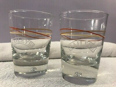 Bailey's set of 2 floating bubble glasses PO2541