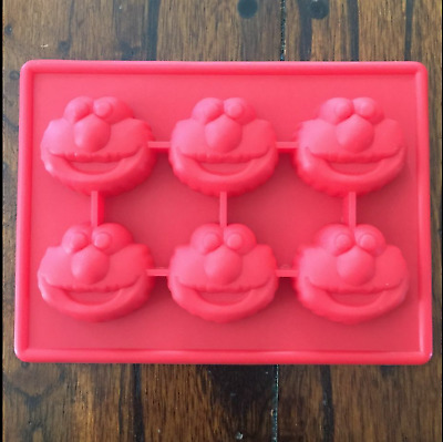OSCAR the GROUCH in TRASH CAN Chocolate Soap Candy Gummy Mold