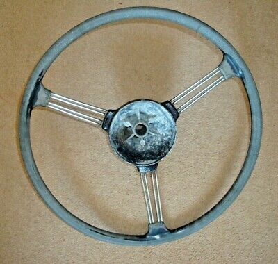 Land Rover  - Steering Wheel - Series 2, early 2A.