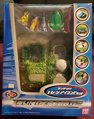 Bandai Thunderbirds Movie Tracy Island Playset Rare NISB