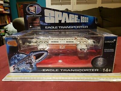 SPACE 1999 VIP EAGLE TRANSPORTER PRODUCT ENTERPRISE Gerry Anderson NIB L.E.