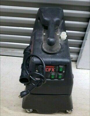 Rotovac CFX  Carpet Cleaning Equipment Extractor Machine Used WORKS GREAT!!!