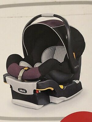 Chicco KeyFit 30 Infant Car Seat and base (Juneberry) BRAND NEW