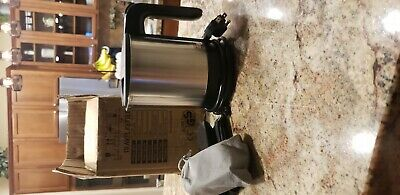 DCIGNA Travel Kettle 0.5L with travel universal adaptor and storage bag