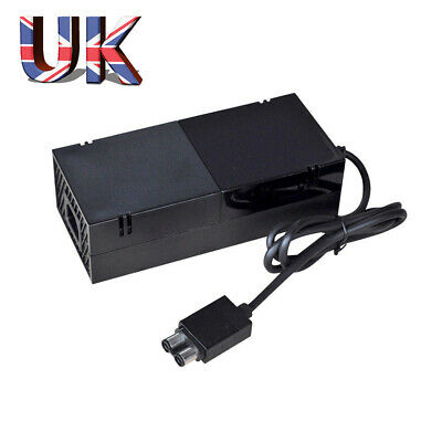 For BOX ONE Console Power Supply AC Charger Brick Charging Adapter Mains Cable