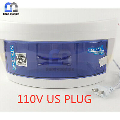 UV LED Sterilizer Disinfection Box Cabinet Phone Tools Cleaning Disinfector Case