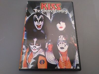 Kiss The Second Coming Dvd