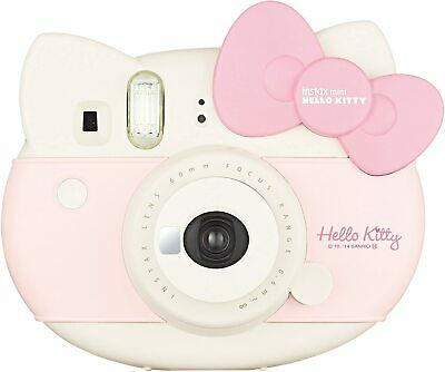 Hello Kitty FUJIFILM fuji instant camera Pink Cheki instax mini from Japan Fedex