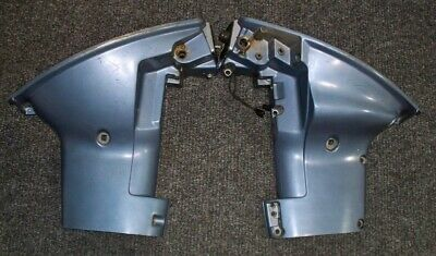 1965 Evinrude 9.5 HP Sportwin Outboard Lower Side Cowling Covers 310097 310100