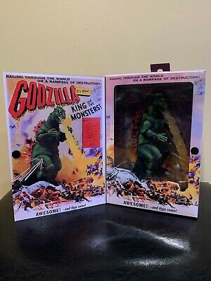 Godzilla king of the monsters NECA action figure 65th ann. collectible toy NIB