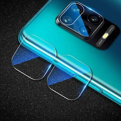 For Xiaomi Redmi Note 9S 9 HD Clear Tempered Glass Camera Lens Screen Protector