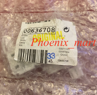 636708 Bosch Dishwasher SMS50E, SMU50E Series Door Latch & Magnet Assembly