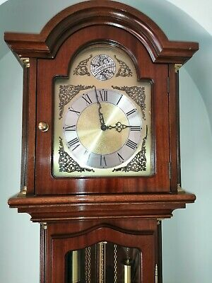 Grandmother Clock, Long case
