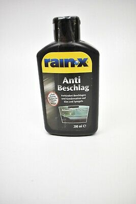 Rain-X ANTIBESCHLAG 200ml ORIGINAL RainX / deutsche Version