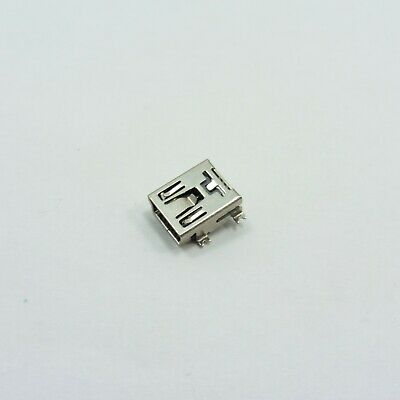 Mini USB Female 5 Pin Socket Type B SMD Connector