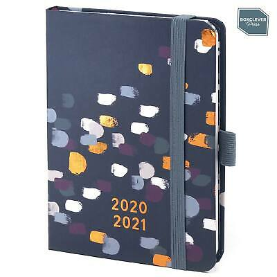 Boxclever Press 2020/2021 Perfect Year Academic A6 diary. Week-to-view.