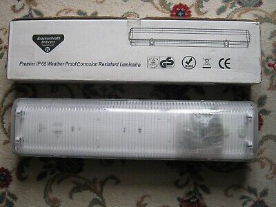Polycarbonate Weatherproof Corrosion Resistant Luminaire Striplight