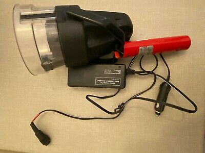 solo heat detector with rapid charger - no batt (Needs New Battery) 6 months old