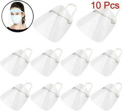 10 pcs Safety Full Face mas Shield Glasses fast ship ,Protector Fog Work Dental