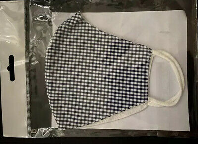 Face Mask Medical Two Layer Reusable Washable non-medical