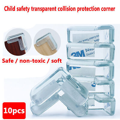 10X Baby Safety Corner Protector Child Cushion Table Edge Desk Guard