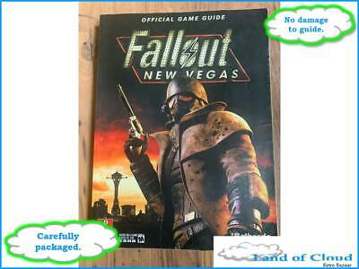 Fallout New Vegas Official game guide by Prima games - SAFE POST