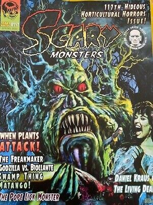 SCARY MONSTERS new issue imported from USA #117