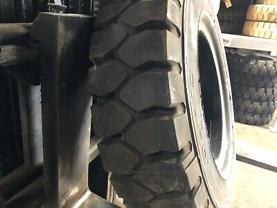 7.50-15 All Pro Solid Pneumatic Tire Rim Size 5.50Forklift NashFuel